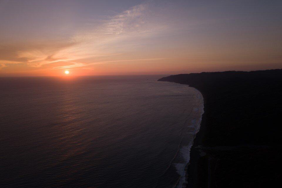 carate_beach_costa_rica_sunset
